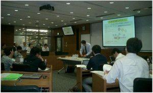早川講師によるTPS机上演習